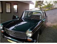 1972 Peugeot 404 in mint condition