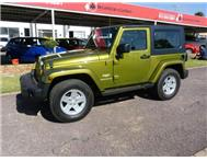 2008 JEEP WRANGLER SAHARA 2.8 UNLIMITED