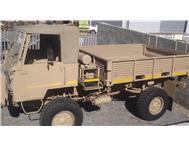 SAMIL 20 ARMY 4X4 TRUCK FOR SALE
