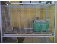 NEW CAGES SUITABLE FOR RABBITS/GUINEA PIGS/BIRDS