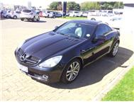 Buy your 2010 Mercedes-Benz SLK 200 Tiptronic Today!