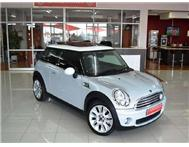 2010 MINI COOPER HATCH Camden 50Year Manual