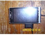 sony ericsson satio u1i as is to swop