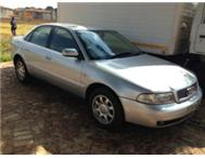2001 AUDI A4 1.8 A/C P/S E/W LEATHER SEATS MAGS ONLY 177000KMS 5