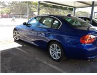 2007 BMW 325i Exclusive 6 Speed Manual