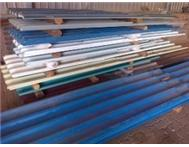 Roofing materials IBR/Corrugated/Lipped Channels