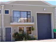 Industrial to rent monthly in MONTAGU GARDENS MILNERTON