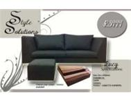 June SPECIAL! 2 seater for R3999 & FREE matching ottoman! Cape Town Milnerton