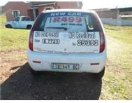 New car or bakkie from R499/m