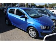 Chevrolet - Sonic 1.4 LS Hatch 5 Door