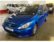 2002 Peugeot 307 s/w 5 speed manual MMA Wholesalers