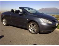 Bargain Peugeot 307 Convertible..FSH....Low KMS!