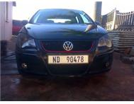 2009 polo hatch 1.6i C/Line wt sunroof
