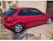 honda civic 150i. urgent sale