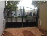 2 Piece Steel Swing Entrance Gate