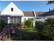 EXCELLENT VALUE FOR MONEY ! RETIREMENT VILLAGE - STELLENBOSCH
