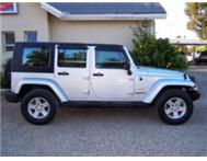 2009 JEEP WRANGLER UNLIMITED 3.8L SAHARA A/T