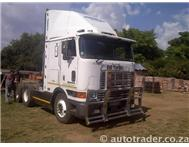1996 INTERNATIONAL EAGLE 9800I TRUCK AND TRAILER