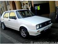 2002 VOLKSWAGEN GOLF 1.3i
