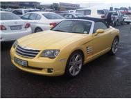 Chrysler - Crossfire 3.2 V6 LTD Roadster Auto