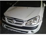2006 HYUNDAI GETZ 1.6i DOHC BREAKING UP FOR SPARES