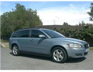 2008 VOLVO V50 2.0 MANUAL only 85 000km