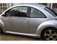 VW Beetle 2.0l highline sport