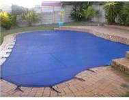 SWIMMING POOL SAFETY NETS POOL COVERS