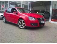 2008 VW GOLF 5 GTI 2.0 T FSI DSG AUTO RED