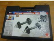 Body Sculpture Dumbbell Kit in moul...