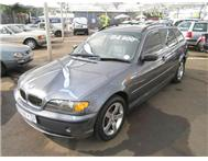 2002 BMW 3 SERIES 325i Touring (E46)