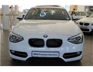 BMW 1 Series 5 door auto