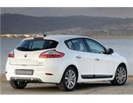Drive and own a demo Renault Megane 1.4 TCE from R 3299 p/m
