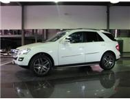 2011 Mercedes-Benz ML 500 (285 kW) 7G-Tronic