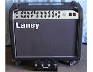 LANEY VC 100 ALL TUBES.
