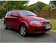 CHEAP 2008 CHEV AVEO 1.5 HATCHBACK AUTO 60000KM ONLY!
