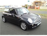 MINI COOPER 2005 FULL SERVICE HISTORY AND SPARE KEYS VERY CLEA