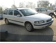 VOLVO V70 FOR SALE LEATHER SEATS 5 SPEED MANUAL SERVICE HISTORY