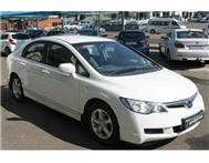 2007 HONDA CIVIC 1.8EXi manual