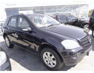2008 Mercedes-Benz ML 320 CDi 7G-Tronic