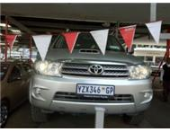 2010 Fortuner in great condition