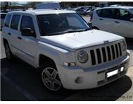 2008 Jeep PATRIOT 2.4 LIMITED CVT