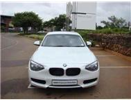 2013 BMW 1 SERIES 116i 3-door