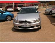 Mercedes Benz C180K BE Avantgarde