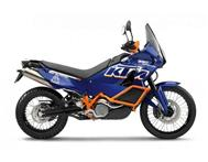 2011 KTM 990 Adventure 30th Edition Dakar