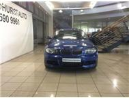 2010 BMW 135i Coupe Steptronic (E82)