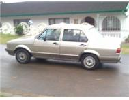 vw fox 1.6 5 speed for sale original body