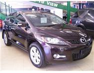 2008 Mazda CX - 7 DISI Turbo