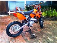 KTM 125cc SX MX Rattray Edition
