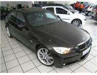 2007 BMW 3 SERIES 323i E90 M-Sport Manual 140kw